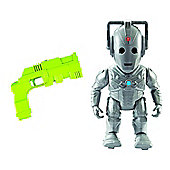 Doctor Who Cyberman Attack