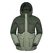 Mountain Warehouse Luna Mens Ski Jacket - Khaki