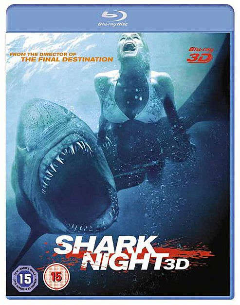 Shark Night 3D (3D Blu-Ray)