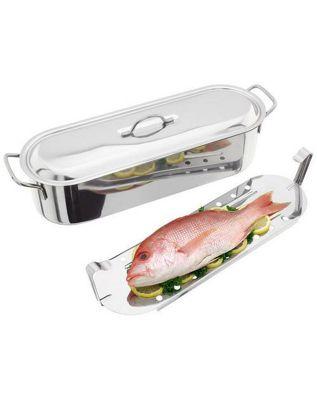 Horwood Homewares H001 Fish Poacher 7.3L - 45cm