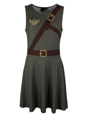 Nintendo Legend of Zelda Link Women's Skater Dress