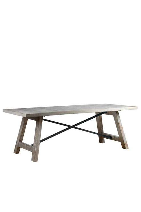 Gustave Industrial Banquet Table