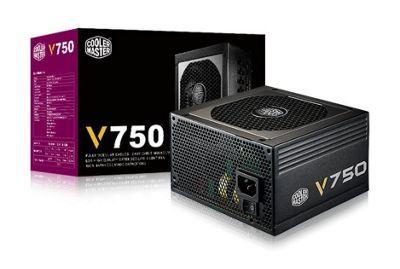 Cooler Master Vanguard V 750w Ultra Performance 80Plus Gold Full Modular Gaming PSU