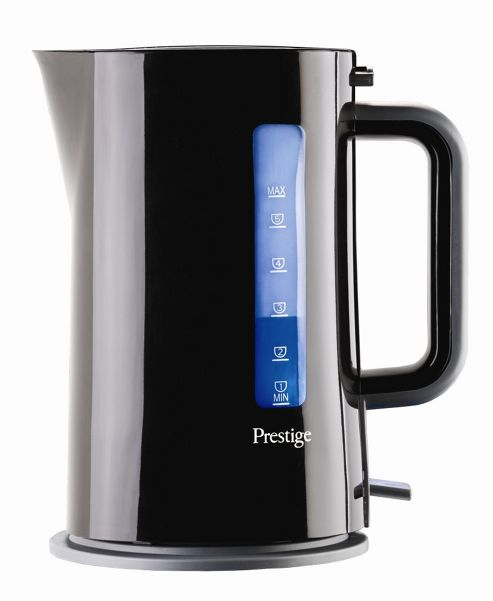 Prestige 55845 Eco 1.7 Litre Jug Kettle - Black