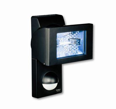 Steinel HS152 Black Wall mounted 150w halogen sensor light