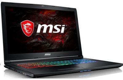 MSI GP72 17.3