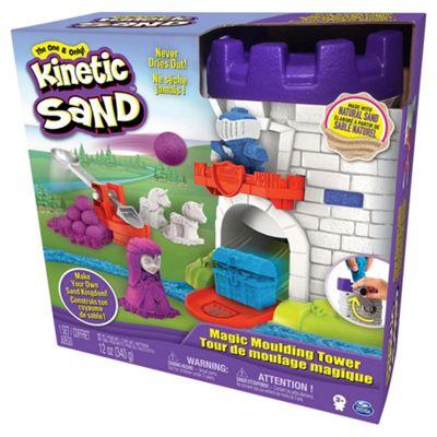 Kinetic Sand Magic Moulding Castle