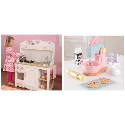 Kidkraft Prairie Kitchen and Baking Set