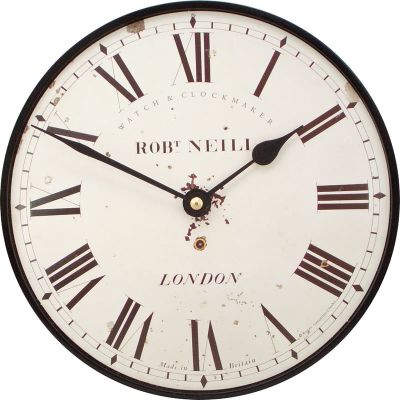 Roger Lascelles Clocks Neill Table / Wall Clock