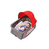 Diono Dreamliner Travel Bassinet - Red
