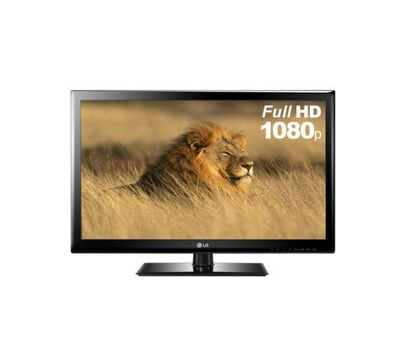 LG Electronics 32LS3400 32inch HD Ready LED Television with MCI 100, Freeview