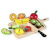 Tidlo Wooden Cutting Fruits Set