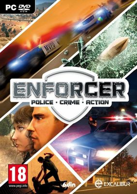 Enforcer - Police, Crime, Action