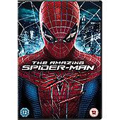 AMAZING SPIDER-MAN (NEW ART - NON UV)