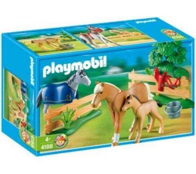Playmobil 4188 Paddock