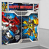 Transformers Prime Scene Setter