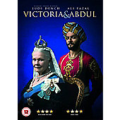 Victoria and Abdul DVD