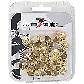 Precision Training Steel Cricket Spikes - Box of 6 sets
