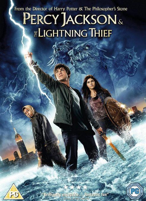 Percy Jackson and The Lighting Thief