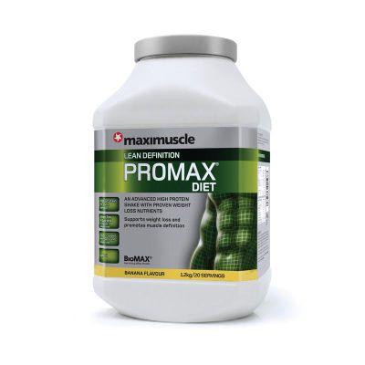 Promax Diet 1.2kg Banana