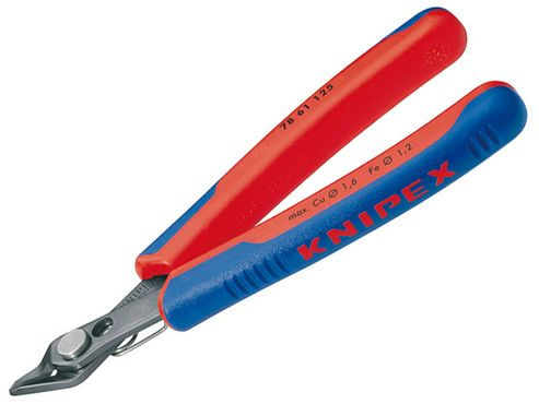 Knipex Electronic Super Knips Fibre Optics 125mm