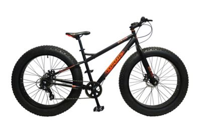 Buy Coyote Skid Row 26 Inch Wheel Black Bike From Our All Bikes