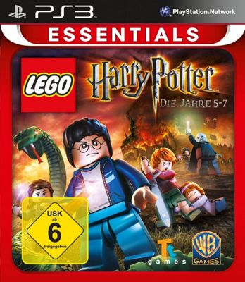 Lego Harry Potter 5-7 Essentials