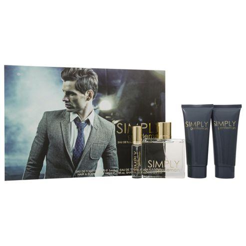 Simply Gentleman 4 Piece Gift Set
