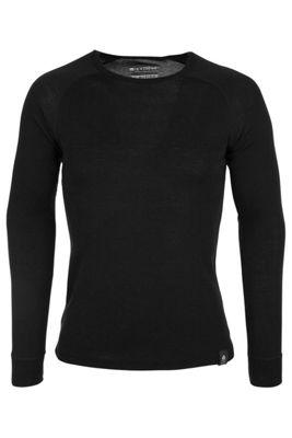 Mountain Warehouse Merino Mens Long Sleeved Round Neck Top ( Size: XXXL )