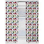 Marvel Avengers Mission Curtains - Multi