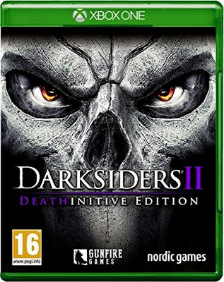 DARKSIDERS II DEATHINITIVE EDT