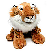 Zoocational Press, Play & Learn 'Sultan The Tiger' 8 Inch Soft Toys