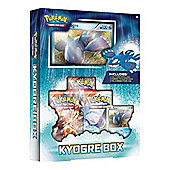 Pokemon TCG Kyogre Box