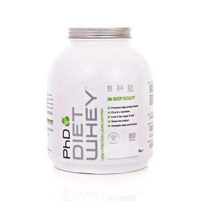 PhD Diet Whey 2kg - Vanilla