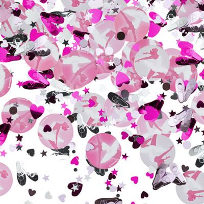 Ballerina confetti