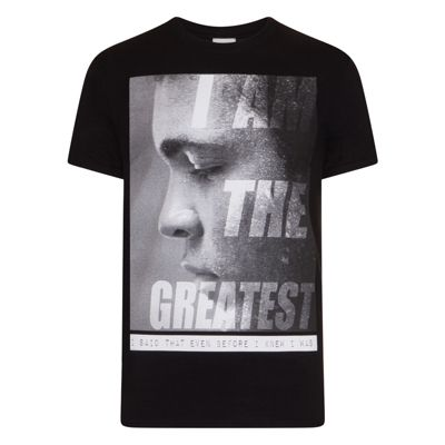 Muhammed Ali Mens T-Shirt Small