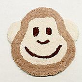 Cheeky Monkey Mat 75 x 80cm