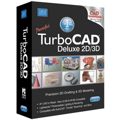 Turbo C.A.D Deluxe - Software