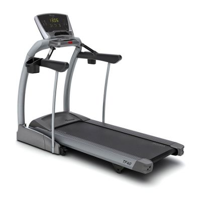 Vision Fitness TF40 Folding Treadmill with CLASSIC Console