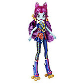 My Little Pony Equestria Girls Sunny Flare Sporty Style Roller Skater Doll