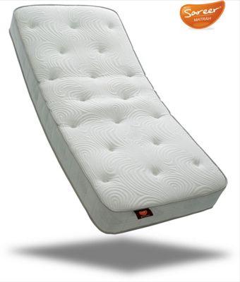 Sareer Latex Pocket Mattress - Medium/Firm - Single 3ft