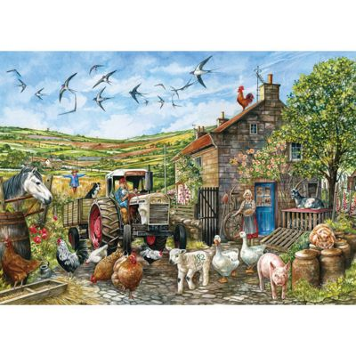 Another Day in the Dales - 1000pc Puzzle