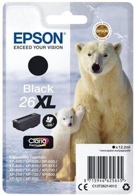 Epson Claria Premium 26XL Ink Cartridge C13T26214012
