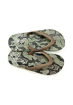 Volcom Exploration Creedler Sandals - Grey