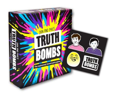 Truth Bombs - A Party Game by Dan & Phil