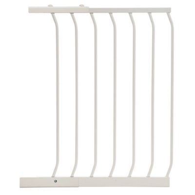 54CM Gate Extension WHITE - For Gates F160W/F170W - F833W - Dreambaby