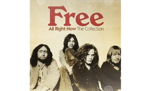 All Right Now The Collection