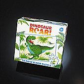Dinosaur Roar! 24 pc Floor Puzzle for 3yrs+ by Paul Lamond