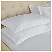 Fox & Ivy Egyptian Cotton 200 Thread Count   Deep Fitted Sheet - Silver
