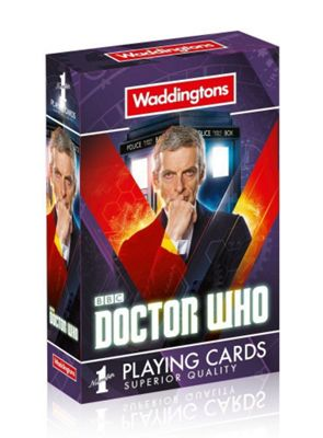 Doctor Who Playing Cards - Games/Puzzles